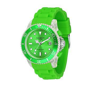 Unisex Watch Madison U4399-10 (40 mm)