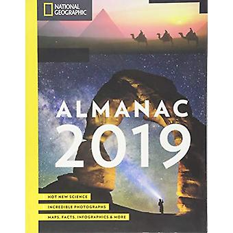 National Geographic Almanac 2019 UK Edition door National Geographic -