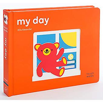 TouchWords - My Day by Rilla Alexander - 9781452175621 Book