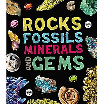 Rocks - Fossils - Minerals - and Gems by Claudia Martin - 97816829731