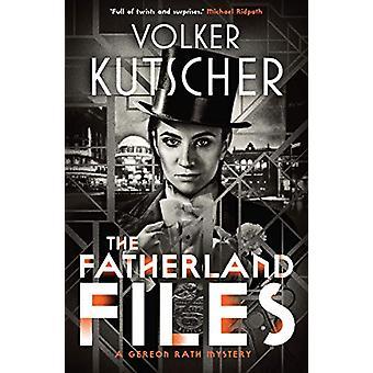 The Fatherland Files by Volker Kutscher - 9781912240562 Book