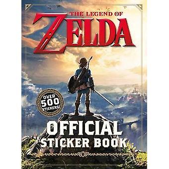 The Legend of Zelda - Official Sticker Book - 9780241322246 Book