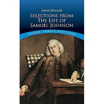 Urval från Samuel Johnsons liv av James Boswell