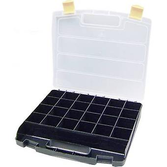 VISO Assortment case (L x W x H) 340 x 230 x 55 mm No. of compartments: 24 fixed compartments 1 pc(s)