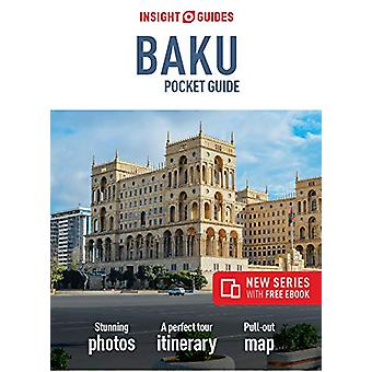 Insight Guides Pocket Baku (Travel Guide with Free eBook) by Insight
