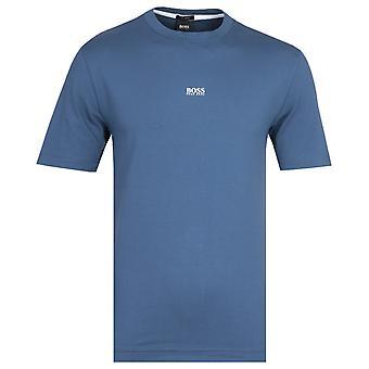 BOSS Tchup Centre Logo camiseta de la marina