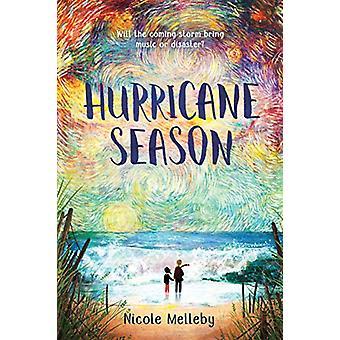 Hurricane Season by Nicole Melleby - 9781643750323 Book
