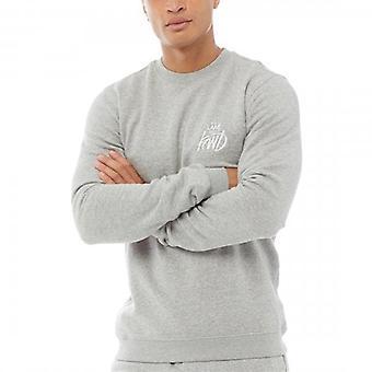 Kings Will Dream Crosby Grey Crew Neck Sweatshirt