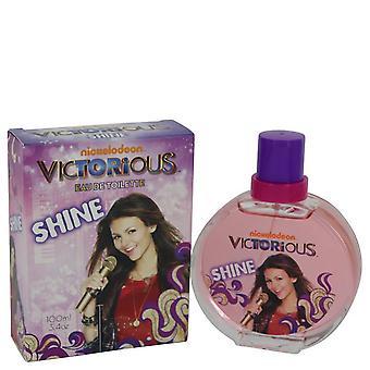 Victorious Shine Eau De Toilette Spray By Marmol & Son 3.4 oz Eau De Toilette Spray