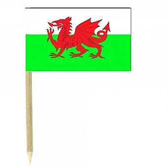 Union Jack Wear Welsh Flag Party Picks 50