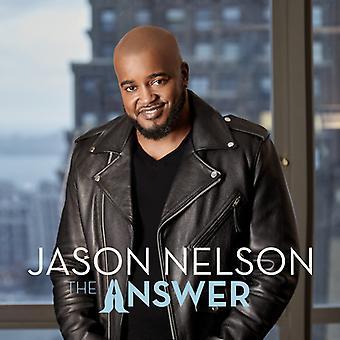 Nelson*Jason - Answer [CD] USA import