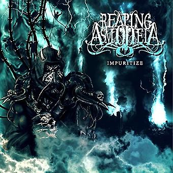 Reaping Asmodeia - Impuritize [CD] USA import