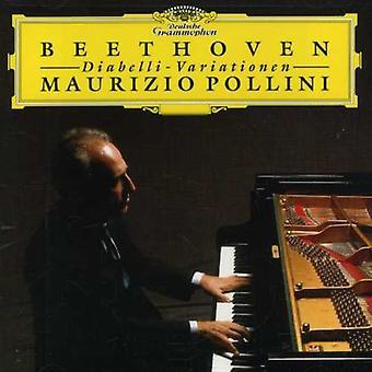L.V. Beethoven - Beethoven: Diabelli Variations [CD] USA import