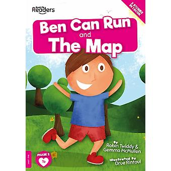 Ben Can Run And The Map by Robin Twiddy & Illustrated by Drue Rintoul