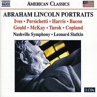 Abraham Lincoln Portraits - Abraham Lincoln Portraits [CD] USA import