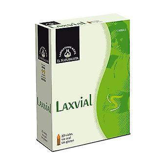 Laxial 20 vials