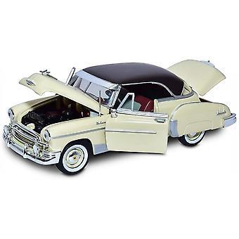 MotorMax American Classics - 1950 Chevy Bel Air Cream 1:24