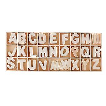Holz Alphabet Buchstaben und Zahlen für Diy Handwerk Home Decor