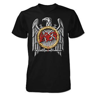Slayer Silver Eagle T-Shirt