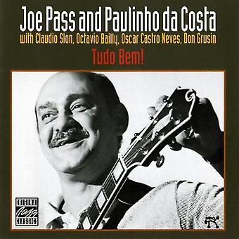 Pass/Da Costa - Tudo Bem! [CD] USA import