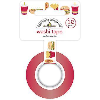 Doodlebug Design Perfect Combo Washi Tape