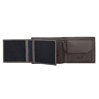 Primehide Mens Wallet Leather Card Holder RFID Blocking Gents Notecase 6261