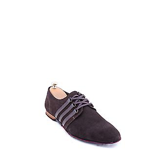 Men's suede shoes brown | wessi