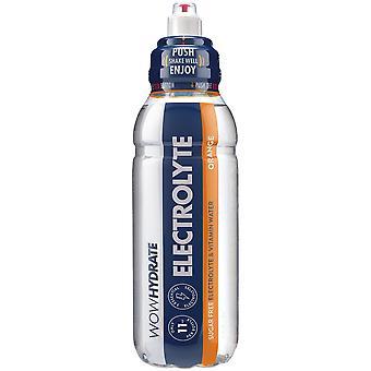 Wow Hydrate Electrolyte Orange Sports Drink