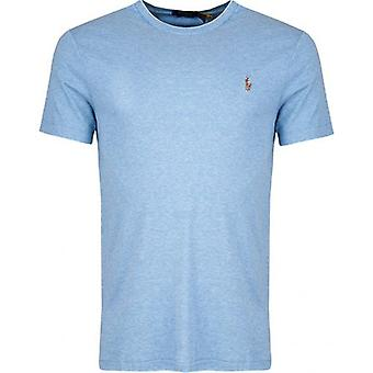 Polo Ralph Lauren Custom Fit Pima Baumwolle Rundhals T-Shirt