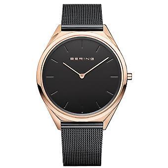 Bering Unisex reloj de pulsera Clásico - 17039-166 Banda de malla