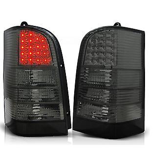 Baklykter MERCEDES VITO V-Klass W638 96-03 RÖK LED