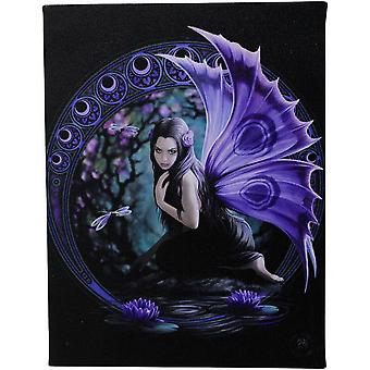Anne Stokes Niaid Canvas