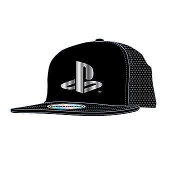 Playstation Childrens/Kids Logo Snapback Cap