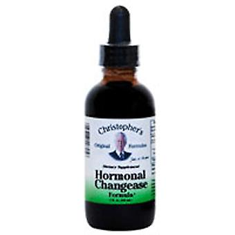 Dr. Christophers Formulas Hormonal Changease Extract, 2 oz