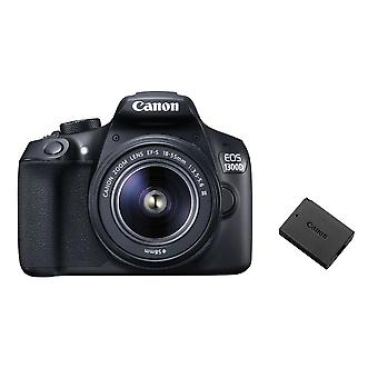 CANON EOS 1300D KIT EF-S 18-55mm F3.5-5.6 III + Canon LP-E10 Battery