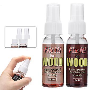 Instant Wood-scratch Remover, Furniture Polishing Scuffs, Holes Repair, Fix