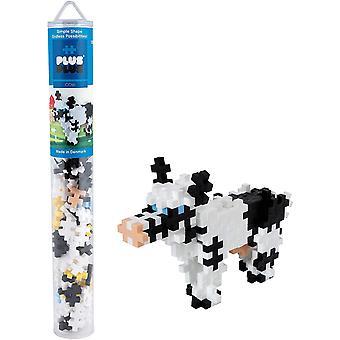 Plus Plus Cow Tube Mix (100 pcs)