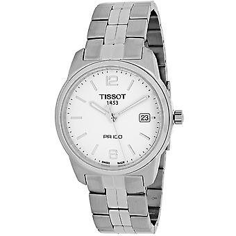 Tissot Men's PR 100 Montre à cadran blanc - T0494101101700
