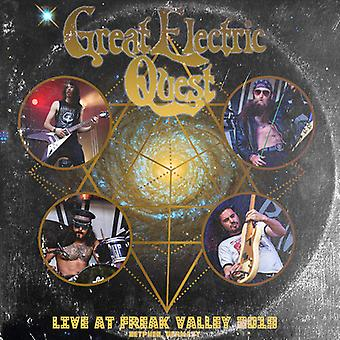 Great Electric Quest - Live At Freak Valley [Vinyl] USA import