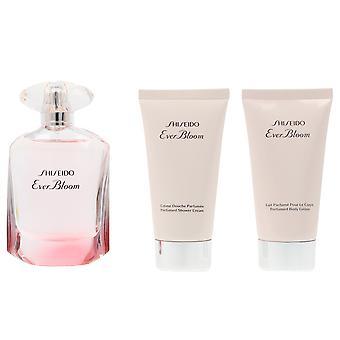 Shiseido Ever Bloom Set 3 Pz für Frauen