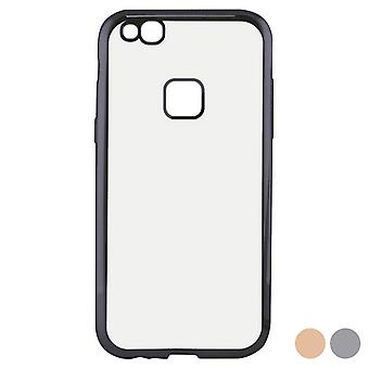 Mobile cover Huwaei P10 Lite Contact Flex Metal/Grey