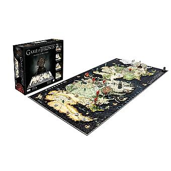4D Cityscape Game Of Thrones: Westeros (1400+ Pieces)