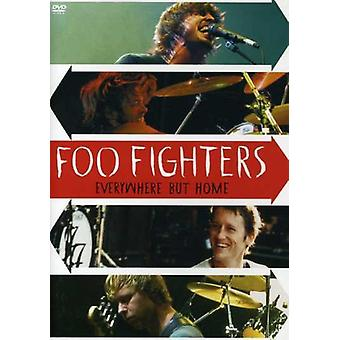 Foo Fighters - Everywhere But Home [DVD] USA import