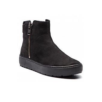 Vagabond bree black booties womens black 003