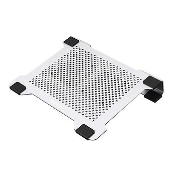 Orico aluminium laptop cooling pad stand potable cooler pad with 2 movable quiet fans for 11-15 inch