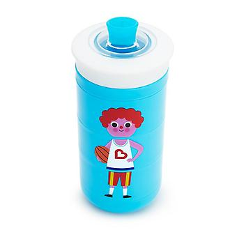 Munchin twist mix and match sippy cup blue