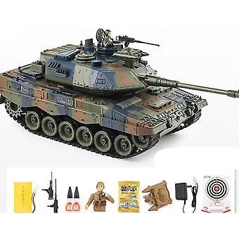Bullet Recoil Effect Tank