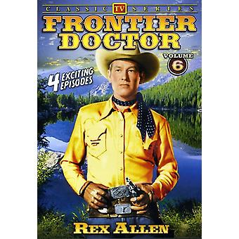 Frontier Doctor: Vol. 6 [DVD] USA import