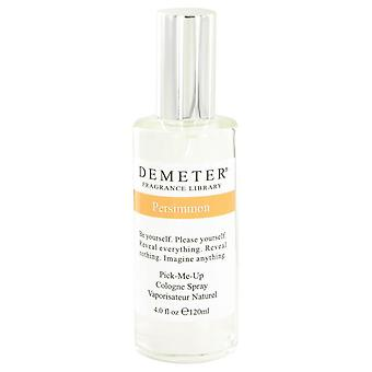 Demeter Persimmon Cologne Spray By Demeter 4 oz Cologne Spray