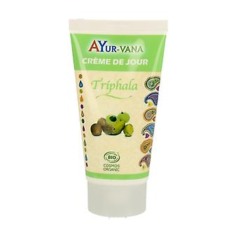 Triphala Face Cream (Amalaki, Bibhitaki, Haritaki) Organic 75 ml of cream